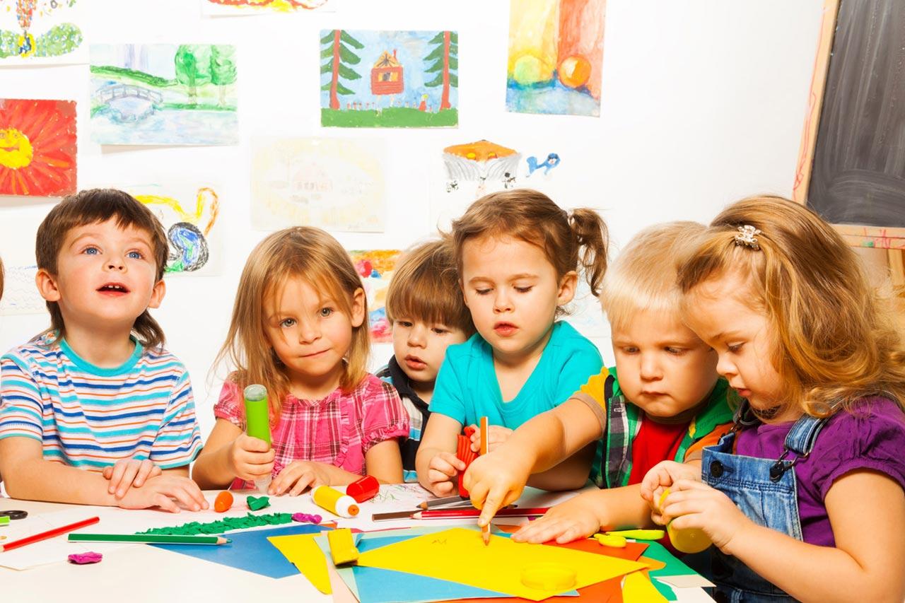 Przedszkole Jedyneczka w Oświęcimiu - nasze przedszkolaki