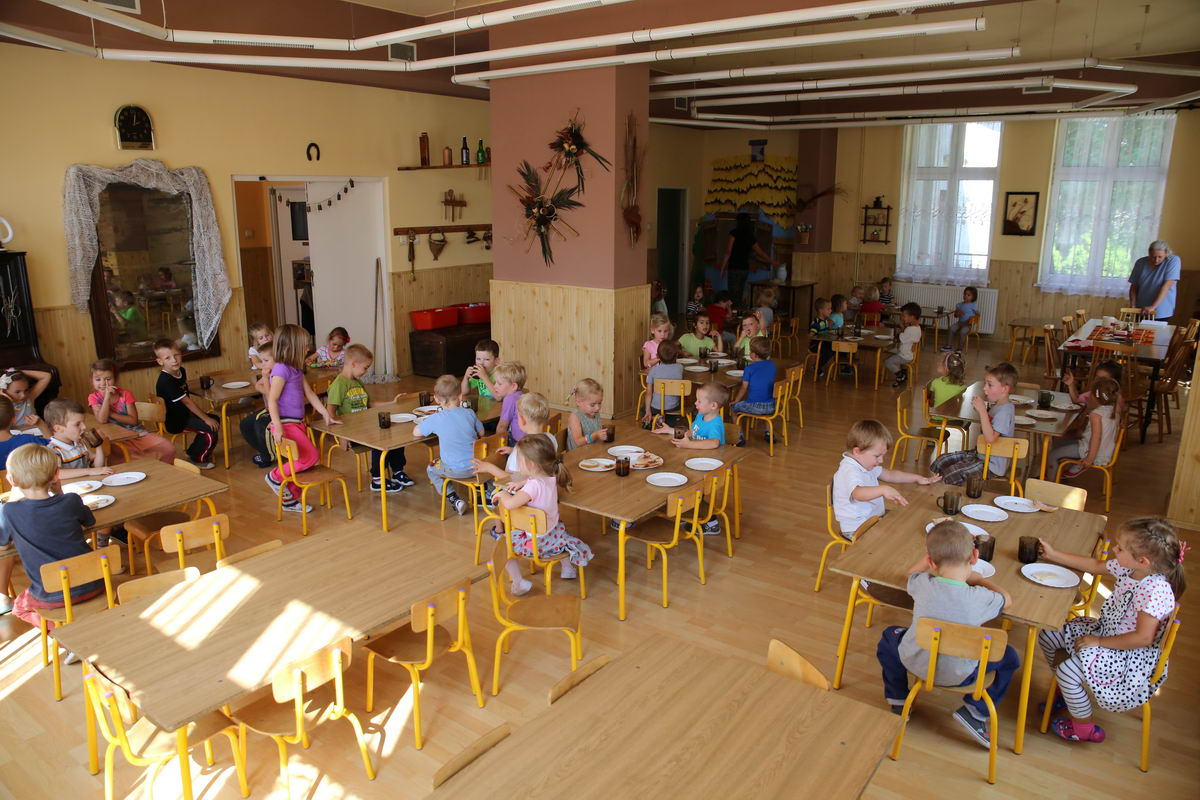 Jadalnia Przedszkola Jedyneczka
