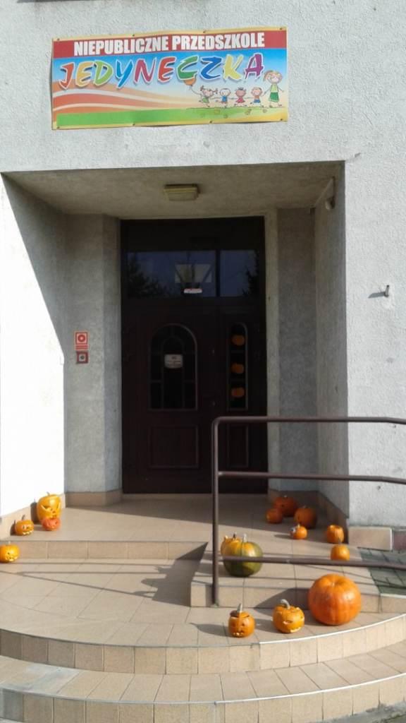 Jedyneczka Przedszkole w Oświęcimiu – Święto Dyni