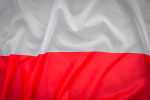 Flags of Poland .